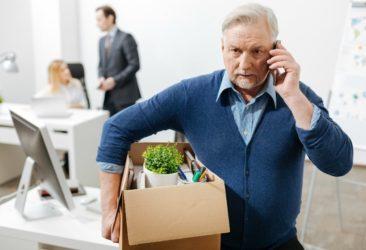 Штраф за увольнение человека предпенсионного возраста
