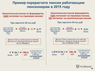 Как рассчитать доплату к пенсии работающим пенсионерам процентные ставки сбербанка по пенсионным вкладам