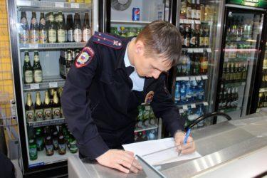 Штраф за продажу пива без лицензии